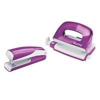 LEITZ WOW PUNCH PURPLE