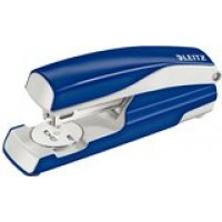 LEITZ WOW STAPLER BLUE 5502
