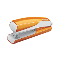 LEITZ WOW STAPLER ORANGE 5502