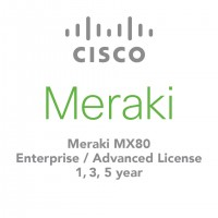MERAKI MX80 LICENSE ADV 3YR