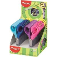 Maped scissors Kid display of 20 pieces