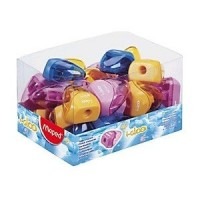 Maped Pencil Sharpener Assorted /
