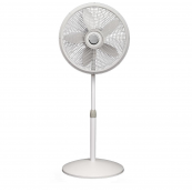"Lasko 18"" Electric Pedestal Fan White 1.92CF"