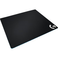 Logitech G640 Large Cloth Gaming Mousepad - Black