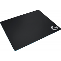 Logitech G240 Small Cloth Gaming Mousepad - Black