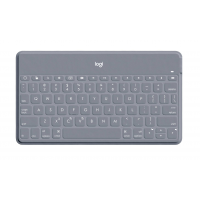 Logitech KEYS-TO-GO Wireless Keyboard (Stone)