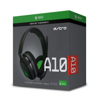 Astro A10 Over-Ear Sound Isolating Gaming Headset for Xbox - Black/Green