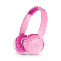 JBL BLUETOOTH HEADPHONE PINK JR300BT