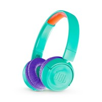 JBL BLUETOOTH HEADPHONE TEAL JR300BT