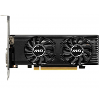 MSI GeForce GTX 1650 DirectX 12 GTX 1650 4GT LP OC 4GB 128-Bit GDDR5 PCI Express