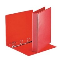 Esselte A4 ring binder 4971300 Red PP