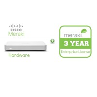Meraki Z1 Enterprise License for Teleworker Gateway - 3 Years LIC-Z1-ENT-3YR