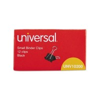 Universal Small Binder Clips 12PK
