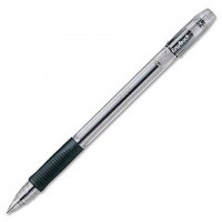 Pilot EasyTouch Ball Point Pens, Fine Point, Black, 12/Pack