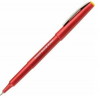 Pilot Razor Point Fine Line Marker Pens, Ultra Fine Point, Red, 12/Pack