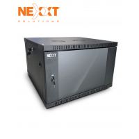 Nexxt Fixed Wall-Mount Enclosure 6U Extended