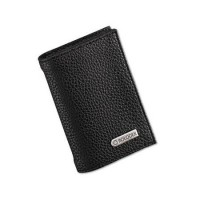 Rolodex Personal Leather Card Case BLACK