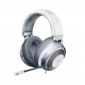 Razer Kraken Mercury - Gaming Headset with Cooling Gel Earpads for Ambitious Gamers (White)