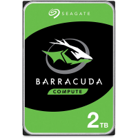 Seagate Barracuda ST2000DM008 2 TB 3.5in Internal Hard Drive - SATA
