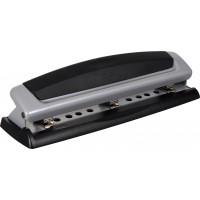 SWINGLINE PRECISION PRO 2 & 3-HOLE PUNCH GREY