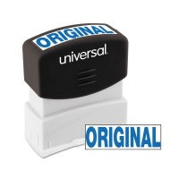 UNIVERSAL STAMP ORIGINAL BLUE