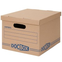 UNIVERSAL STORAGE BOX LTR 12X