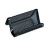 UNIVERSAL MESH CARD HOLDER BLACK