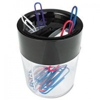 UNIVERSAL PAPERCLIP DISPENSER MAGNETC