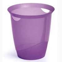 WASTE BSKT TREND PURPLE