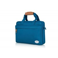 G BROTHERS 15.6 INCH LAPTOP BAG DEEP BLUE