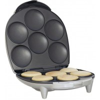 Brentwood  6 Piece Non-Stick Arepa Maker
