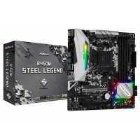 ASROCK B450M STEEL LEGEND AM4
