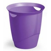 DURABLE WASTE basket TREND DARK PURPLE