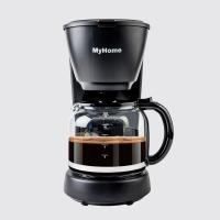 MyHome 12- cup Coffee Maker, Black