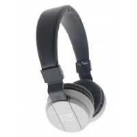 KLIPX BT HEADSET FURY SILVER
