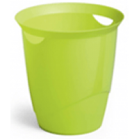 DURABLE WASTE BASKET TREND - GREEN