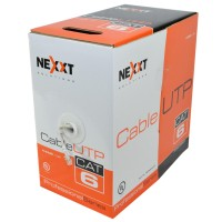 NEXXT UTP CABLE CAT6 RED 305 METERS