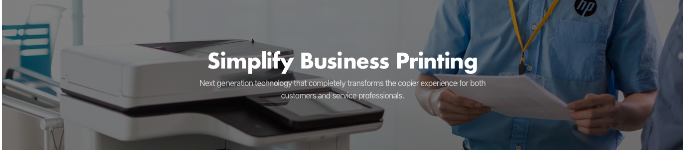 Simplify Business Printing