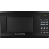 Black & Decker Microwave - 0.7 Cubic Feet 700W