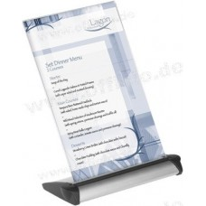 Durable Presenter FLEXO A5 Adjustable Transparent