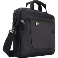 Case Logic 14.1-Inch Slim Case for Laptop/iPad Black