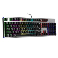 HAVIT LED RGB Backlit Wired Mechanical Gaming Keyboard (KB366L)