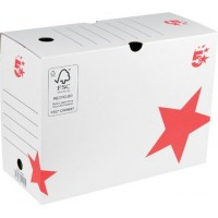 5 Star Storage Box 25 ft x 33 x 15 cm (H x L x b)