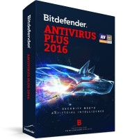 BITDEFENDER 2016 2 Years 3 Users