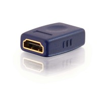 C2G Velocity HDMI Female to Female Coupler - Video coupler - 19 pin HDMI