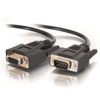 C2G 3M (9.8') USB 2.0 A Male to A Female Extension Cable, Black