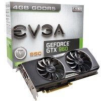 EVGA GEFORCE GTX 960 SSC 4GB