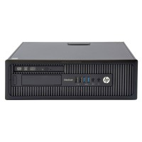 HP EliteDesk 800 G1i5 4GB 500G EliteDesk 800 G1 Desktop Computer - Intel Core i5 i5-4590 3.30 GHz - Micro Tower B00MOEPGC2 J6D89UT