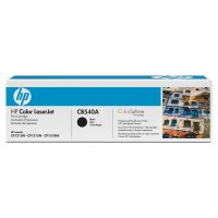 HP TONER 125A CB540A BLACK