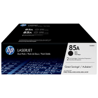 HP TONER 85A CE285AD DUAL PACK